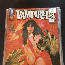 Cómics: GARBO VAMPIRELLA NUMERO 37 NORMAL ESTADO. Lote 222234985