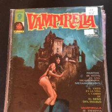 Cómics: GARBO VAMPIRELLA NUMERO 11 NORMAL ESTADO. Lote 222234996