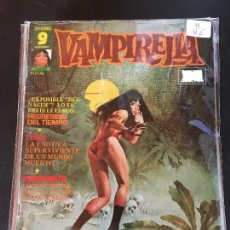 Cómics: GARBO VAMPIRELLA NUMERO 8 NORMAL ESTADO. Lote 222235010