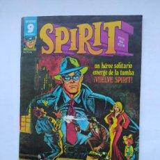 Comics: SPIRIT Nº 1. REVISTA PARA ADULTOS. SUPERCOMICS GARBO. TDKC86. Lote 222892252