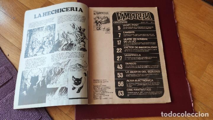 Cómics: VAMPIRELLA (GARBO) Nº 9 EN BUEN ESTADO - Foto 2 - 222959100