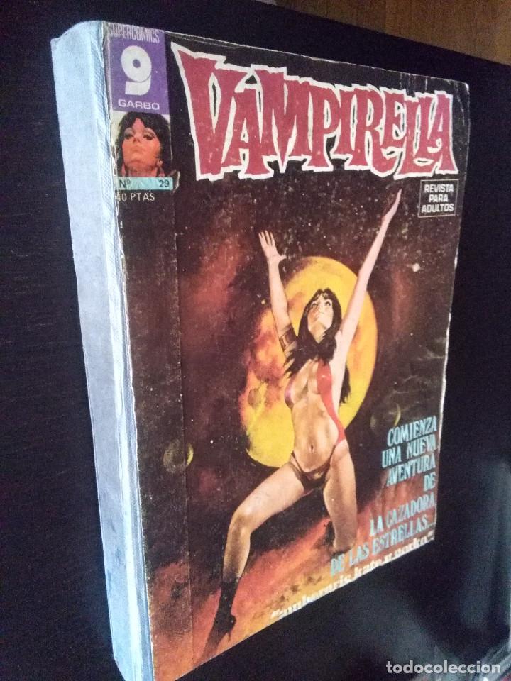 VAMPIRELLA TOMO GORDO-GARBO (Tebeos y Comics - Garbo)