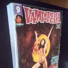 Cómics: VAMPIRELLA TOMO GORDO-GARBO. Lote 223270033