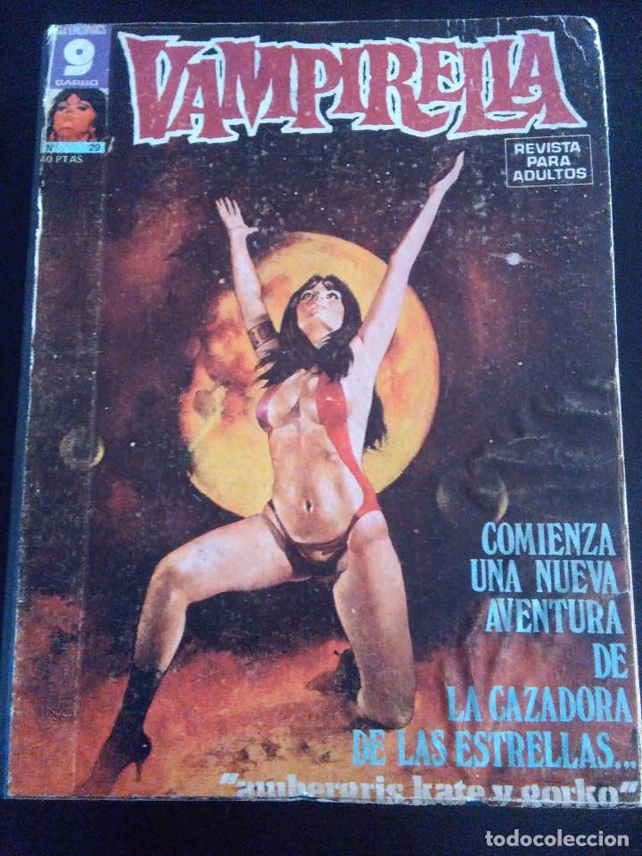 Cómics: VAMPIRELLA TOMO GORDO-GARBO - Foto 2 - 223270033