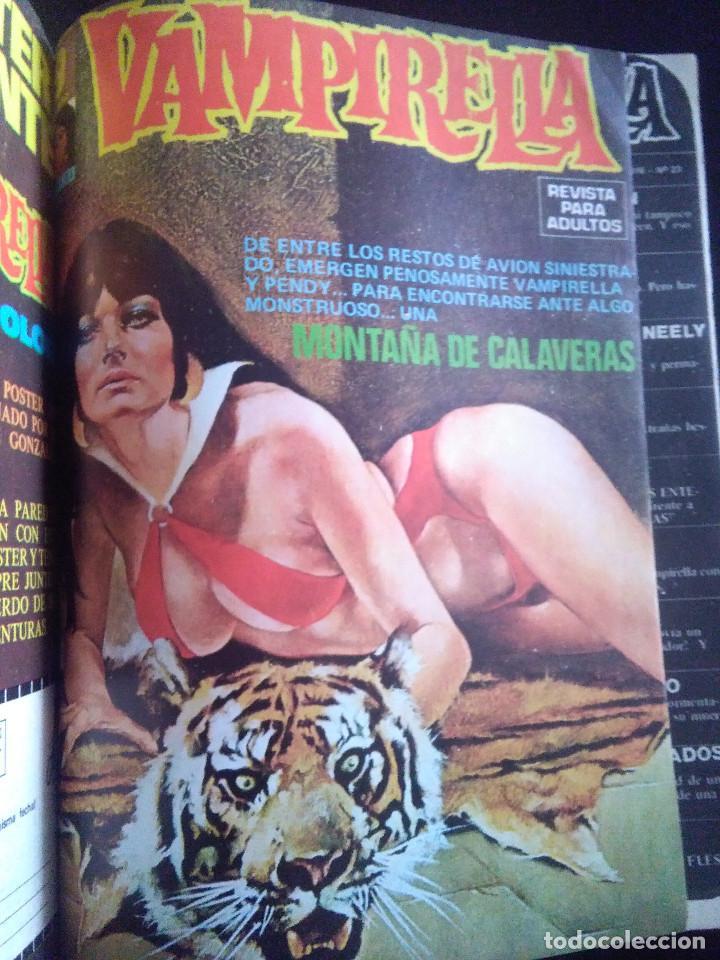 Cómics: VAMPIRELLA TOMO GORDO-GARBO - Foto 10 - 223270033