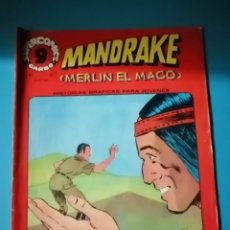 Cómics: SUPERCOMICS. MANDRAKE, MERLIN EL MAGO. N°20. Lote 229765860