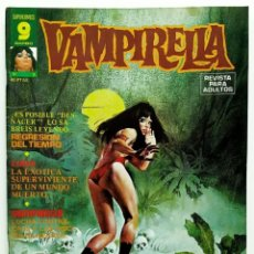 Cómics: COMIC VAMPIRELLA Nº 8 EDITORIAL GARBO - RELATOS GRAFICOS DE TERROR - COMIC PARA ADULTOS. Lote 235296160