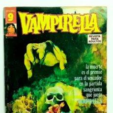 Cómics: COMIC VAMPIRELLA Nº 15 EDITORIAL GARBO - RELATOS GRAFICOS DE TERROR - COMIC PARA ADULTOS. Lote 235306825
