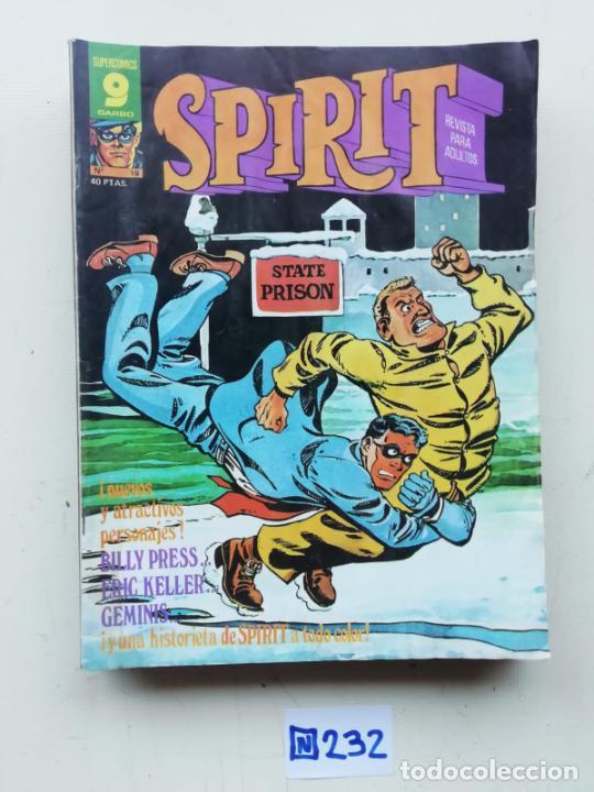 SPIRIT (Tebeos y Comics - Garbo)