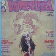 Cómics: TOMO VAMPIRELLA AÑOS 70 NUMEROS 5-17-18-19-20-21-22. Lote 235943885