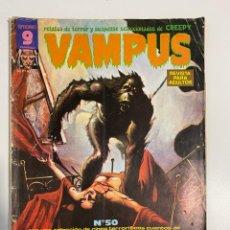 Cómics: VAMPUS. Nº 50. REVISTA PARA ADULTOS. SUPERCOMIS GARBO.. Lote 236142730