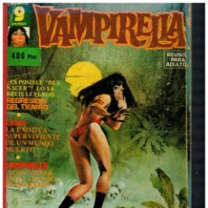 Cómics: VAMPIRELLA TOMO DE LA EDITORIAL CON 7 NÚMEROS: 9,10,11,12,13,14 Y15. GARBO 1973.. Lote 236198740