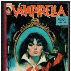 Cómics: VAMPIRELLA TOMO DE LA EDITORIAL CON 7 NÚMEROS: 2,1,4,6,7,3 Y 8. EN ESE ORDEN.GARBO 1973.. Lote 236206580