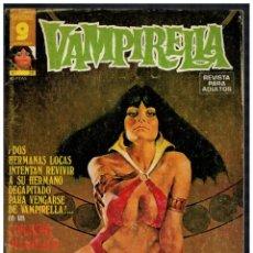 Cómics: VAMPIRELLA Nº 20. - GARBO 1973.. Lote 236209780