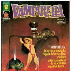 Cómics: VAMPIRELLA Nº 25. - GARBO 1973. LEER. Lote 236211160