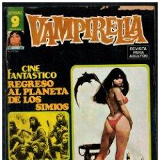 Cómics: VAMPIRELLA Nº 28. - GARBO 1973.. Lote 236213655