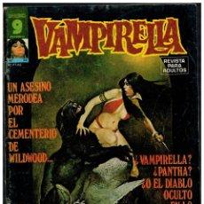Cómics: VAMPIRELLA Nº 34. - GARBO 1973.. Lote 236215165