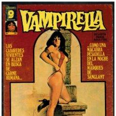 Cómics: VAMPIRELLA Nº 35. BUENO.. Lote 236215765
