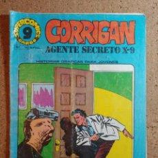 Cómics: COMIC DE CORRIGAN AGENTE SECRETO X 9 Nº 15. Lote 237725730