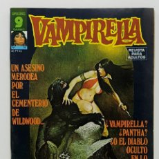Comics: COMIC VAMPIRELLA Nº 34 - REVISTA PARA ADULTOS - GARBO EDITORIAL - 1974/78 - TERROR. Lote 237738760
