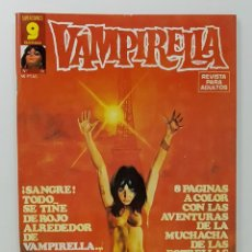 Comics: COMIC VAMPIRELLA Nº 31 - REVISTA PARA ADULTOS - GARBO EDITORIAL - 1974/78 - TERROR. Lote 237740650
