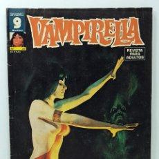 Comics: COMIC VAMPIRELLA Nº 30 - REVISTA PARA ADULTOS - GARBO EDITORIAL - 1974/78 - TERROR. Lote 237741505