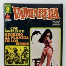 Comics: COMIC VAMPIRELLA Nº 28 - REVISTA PARA ADULTOS - GARBO EDITORIAL - 1974/78 - TERROR. Lote 237742870