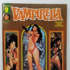 Comics: COMIC VAMPIRELLA Nº 27 - REVISTA PARA ADULTOS - GARBO EDITORIAL - 1974/78 - TERROR. Lote 237742990