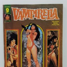 Comics: COMIC VAMPIRELLA Nº 27 - REVISTA PARA ADULTOS - GARBO EDITORIAL - 1974/78 - TERROR. Lote 237743255