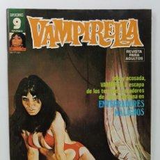 Cómics: COMIC VAMPIRELLA Nº 22 - REVISTA PARA ADULTOS - GARBO EDITORIAL - 1974/78 - TERROR. Lote 237745235