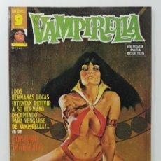 Comics: COMIC VAMPIRELLA Nº 20 - REVISTA PARA ADULTOS - GARBO EDITORIAL - 1974/78 - TERROR. Lote 237745390
