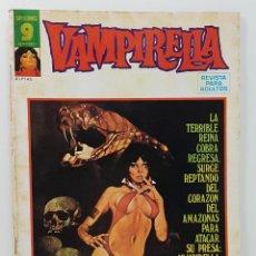 Comics : COMIC VAMPIRELLA Nº 18 - REVISTA PARA ADULTOS - GARBO EDITORIAL - 1974/78 - TERROR. Lote 237755150