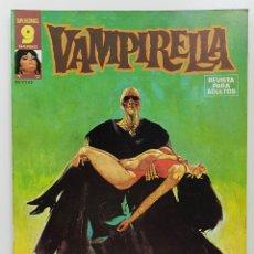 Comics: COMIC VAMPIRELLA Nº 13 - REVISTA PARA ADULTOS - GARBO EDITORIAL - 1974/78 - TERROR. Lote 237758160