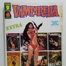 Fumetti: COMIC VAMPIRELLA EXTRA JULIO 1975 - REVISTA PARA ADULTOS - GARBO EDITORIAL - TERROR. Lote 237924080