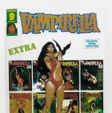 Fumetti: COMIC VAMPIRELLA EXTRA JULIO 1975 - REVISTA PARA ADULTOS - GARBO EDITORIAL - TERROR - BUEN ESTADO. Lote 237923260