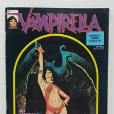 Cómics: COMIC VAMPIRELLA Nº 1 - REVISTA PARA ADULTOS - GARBO EDITORIAL - 1974/78 - TERROR. Lote 237959390