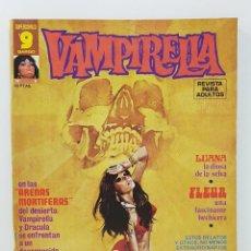 Comics : COMIC VAMPIRELLA Nº 5 - REVISTA PARA ADULTOS - GARBO EDITORIAL - 1974/78 - TERROR. Lote 237962445