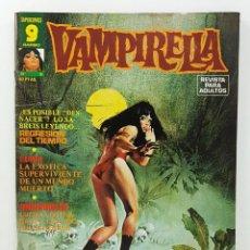 Comics : COMIC VAMPIRELLA Nº 8 - REVISTA PARA ADULTOS - GARBO EDITORIAL - 1974/78 - TERROR. Lote 237963465