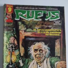 Cómics: RUFUS Nº 50 ~ GARBO EDITORIAL. Lote 239586050