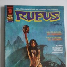 Cómics: RUFUS Nº 28 ~ GARBO EDITORIAL. Lote 239586675
