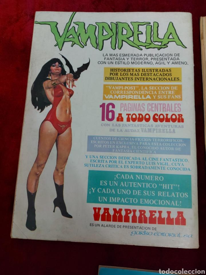 Cómics: VAMPUS COMIC DE RELATOS DE TERROR Y SUSPENSE N°42,45,50,53,56,61 Y 71,/CREEPY/MIEDO/PANICO/HORROR/ - Foto 11 - 239920975