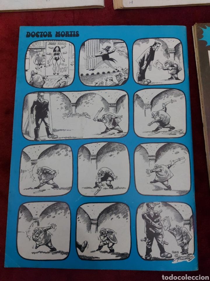 Cómics: VAMPUS COMIC DE RELATOS DE TERROR Y SUSPENSE N°42,45,50,53,56,61 Y 71,/CREEPY/MIEDO/PANICO/HORROR/ - Foto 15 - 239920975