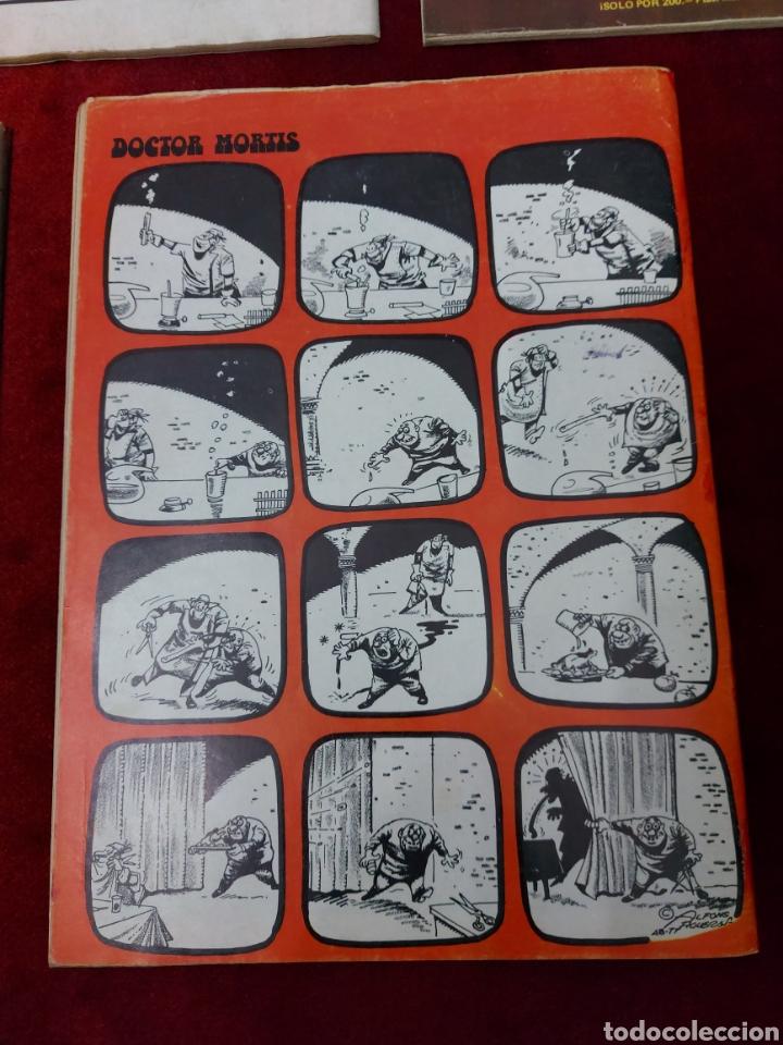 Cómics: VAMPUS COMIC DE RELATOS DE TERROR Y SUSPENSE N°42,45,50,53,56,61 Y 71,/CREEPY/MIEDO/PANICO/HORROR/ - Foto 17 - 239920975
