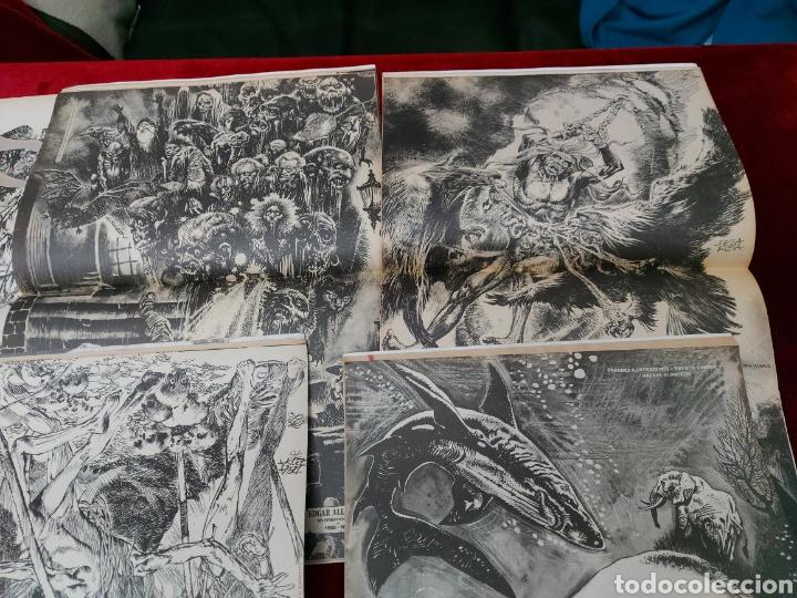 Cómics: VAMPUS COMIC DE RELATOS DE TERROR Y SUSPENSE N°42,45,50,53,56,61 Y 71,/CREEPY/MIEDO/PANICO/HORROR/ - Foto 20 - 239920975