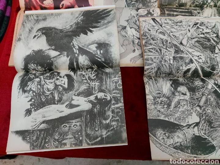 Cómics: VAMPUS COMIC DE RELATOS DE TERROR Y SUSPENSE N°42,45,50,53,56,61 Y 71,/CREEPY/MIEDO/PANICO/HORROR/ - Foto 21 - 239920975
