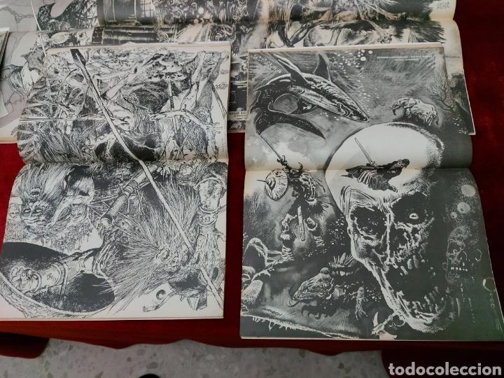 Cómics: VAMPUS COMIC DE RELATOS DE TERROR Y SUSPENSE N°42,45,50,53,56,61 Y 71,/CREEPY/MIEDO/PANICO/HORROR/ - Foto 22 - 239920975
