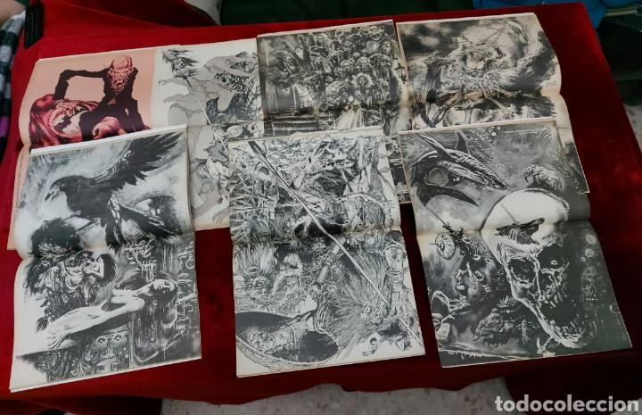 Cómics: VAMPUS COMIC DE RELATOS DE TERROR Y SUSPENSE N°42,45,50,53,56,61 Y 71,/CREEPY/MIEDO/PANICO/HORROR/ - Foto 23 - 239920975