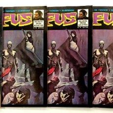 Cómics: RUFUS Nº 16 - RELATOS GRAFICOS DE TERROR Y SUSPENSE - GARBO 1973 BUEN ESTADO. Lote 239926130