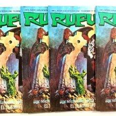 Cómics: RUFUS Nº 20 - RELATOS GRAFICOS DE TERROR Y SUSPENSE - GARBO 1975 MUY BUEN ESTADO. Lote 239926420