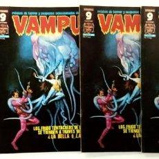 Cómics: VAMPUS Nº 60 - RELATOS GRAFICOS DE TERROR Y SUSPENSE - GARBO 1976 BUENISIMO EJEMPLAR. Lote 240059765
